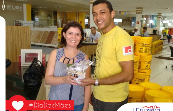 Dias das mães na J. Cruzeiro